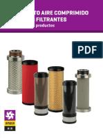 OMEGA AIR Elementos Filtrantes