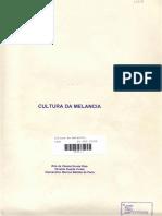 CULTURA DA MELANCIA