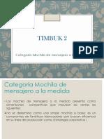 Asig N°9 Timbuk2