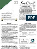 October 2009 Scrub Jay Newsletter, Marion Audubon Society
