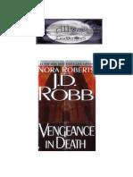 6 Nora Roberts - Série Mortal 6 - Una muerte en Venganza.doc