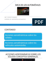 Aerodinámica de Los Automóviles