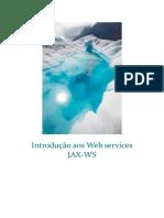 Introdução Aos Web Services JAX