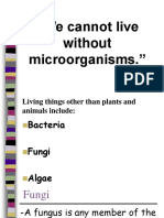 Microorganisms AndCell Reproduction