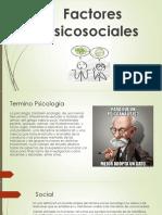 NOM 035 STPS Factores de Riesgo Psicosocial