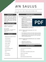 fawn resume 6