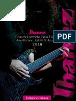 2010 Ibanez Chitarre Elettriche 1