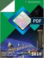 Kota Tangerang Selatan Dalam Angka 2019
