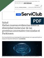 El Parkinson