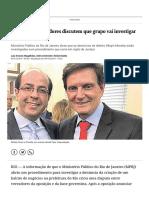 Na Câmara, vereadores discutem que grupo vai investigar o 'QG da propina' - Jornal O Globo.pdf