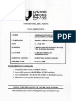 Engineering Mathematics II -Bff1013 Bam1022