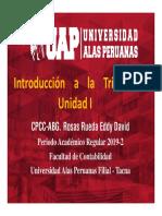 UNIDAD I - Tributario I_UAP  CLASE 07-08-2019.pdf