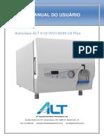Manual Autoclave ALT