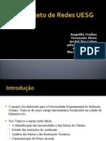 Projeto de Redes UESG