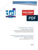 Laporan Kerja Praktik PT Polytron