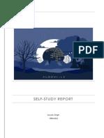 auroville Report