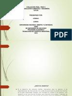 evaluación final fase 5