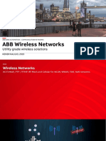 ABB Wireless Networks - Overview [Kener Kalilio]