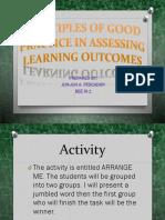 Assessment Report Jjp