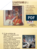 Con Cilio Vaticano II