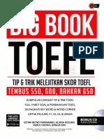 (Indoebook99) Big Book TOEFL