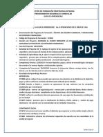 Guía 8. Operaciones en El Área de Caja
