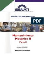 89000384 MANTENIMIENTO MECANICO II - PARTE II.pdf