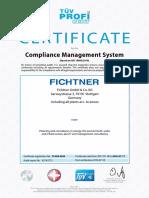 CMS-Certificate 07-2017 Fichtner Group En