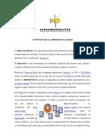 CONTEXTO DE LA HIPERTEXTUALIDAD.docx