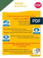 Poster Transmisi Kontak