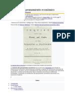 doctrinas economia