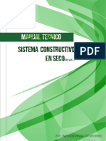 Manual Sistema Constructivo en Seco (DryWall)