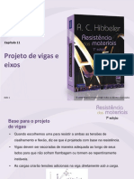 Capítulo 11 Projeto de Vigas e Eixos