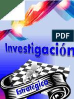 LIBRO DE INVESTIGACIÓN ESTRATÉGICA