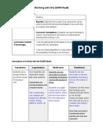copy of revised samr model