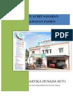 Audit Sasaran Keselamatan Pasien Fix Print