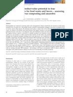 Una comparación en el potencial de valor del producto en cuatro estrategias de tratamiento para el desperdicio de alimentos y las heces.pdf