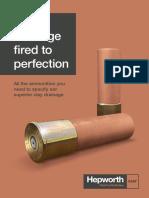 Clay Specification Brochure