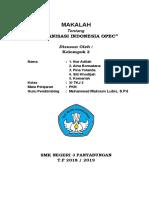 MAKALAH ANCAMAN DIBIDANG POLITIK.doc