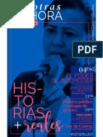 Nosotras Ahora - Primer volumen del Fanzine