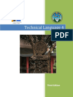 Booklet Technical English 4