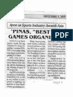 Bulgar, Dec. 5, 2019, Pinas best sea games organizer.pdf