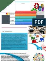 Caracteristicas de La Psicologia Organizacional en Entornos Digitales Infografia