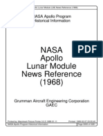 Lunar Module News Reference