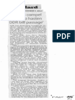 Manila Standard, Dec. 5, 2019, Tisoy to compel solons to hasten DDR bill passage.pdf