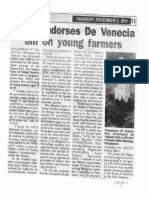 Peoples Tonight, Dec. 5, 2019, NEDA endorse De Venecia bill on young farmers.pdf