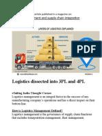 Logistic Management_Definitions.doc