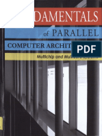 Yan Solihin - Fundamentals of Parallel Computer Architecture