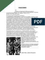 Fascismo..