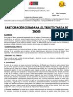 Módulo de Aprendizaje Fcc Quinto Cultura Tributaria